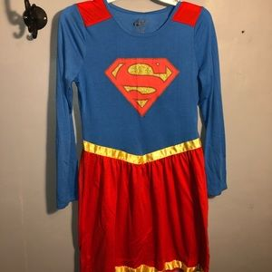 SUPERGIRL COSTUME.. early Halloween!!!